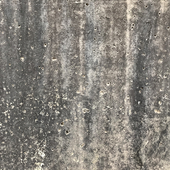 Old dark concrete