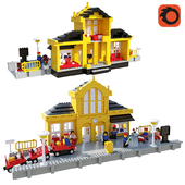 LEGO Metro Station