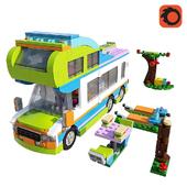 LEGO Mias Camper Van