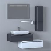 Bathroom Furniture Set - 24 |  Baco Plus 160