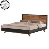 Кровать Dastin - WoodCraftStudio