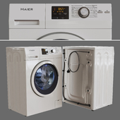 Haier washing machine hw60-10266a