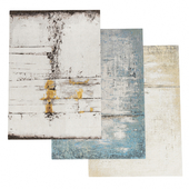 Abstract Carpets by Kare design