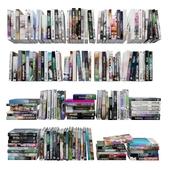 Книги (150 штук) 1-15-1