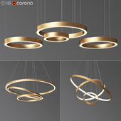 Ring Chandelier Collection 2