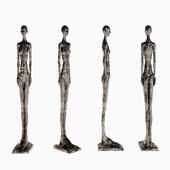 Alberto Giacometti Grande femme II