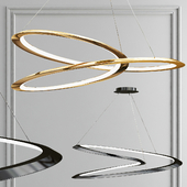 Kepler Pendant by NEMO LIGHTING