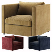 Crate and Barrel / Torrey Chair