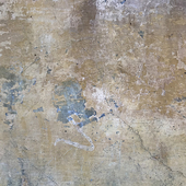Grunge decorative plaster