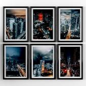 Постеры: мегаполис