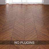 Red Oak Wood Parquet Floor vol.012 in 3 types