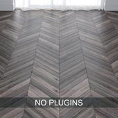Karelian Birch Wood Parquet Floor Tiles vol.004 in 3 types