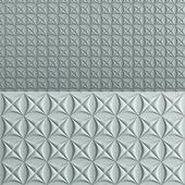 3D Panel - Marca Corona (low poly)