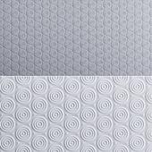 3D Panel - Pioggia (low poly)