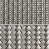 3D Panel - Minimalism Meets Sober (low poly)