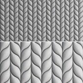 3D - Panel TRECCIA By 3D 3D Panel - Surface (low poly)