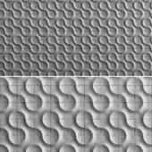 3D Panel - Designcoding (low poly)