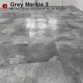 Gray Marble Tiles - 5