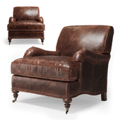 Restoration Hardware Barclay Armchair