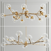 Dallas & orion chandelier
