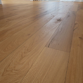Swalbard Wooden Oak Floor