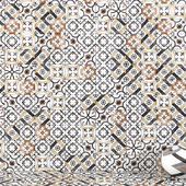 Wall tiles 229 Multicolor Set 3