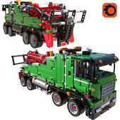 LEGO Service Truck