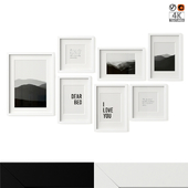 IKEA Ribba Poster Set 08