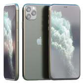 AVE Apple iPhone 11 PRO & PRO MAX