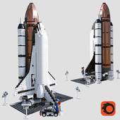 LEGO Shuttle Expedition