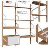 Storage System and Designer Svalnas Ikea vol. 7