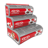 Algida Ice Cream Fridge