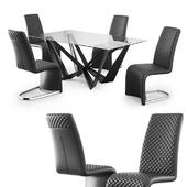 Global Furniture USA D6671DC D2003DT
