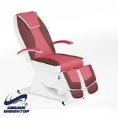 OM Педикюрное косметологическое кресло «Нега»