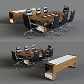 Mobica LUXEMBOURG Office set 3