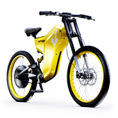 Электро велосипед Greyp G12S