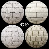 paving stones collection 01