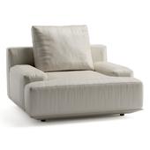 Bruce armchair