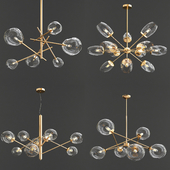 Four Exclusive Chandelier Collection_29 Glass Balls