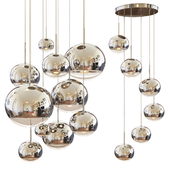 Tom Dixon - Mirror Ball Pendant Lamp