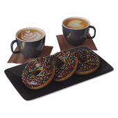coffee and donuts 02