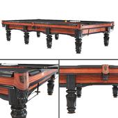 "Billiard table Start ""Liverpool-Exotic"""