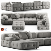 Loftdesigne Sofa1868 gray