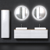 Duravit - HAPPY D.2 PLUS Set 1