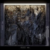 ROCK Decorative wall 2 C4