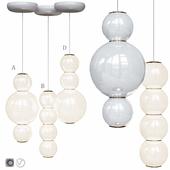 Formagenda Pearls Suspension Pendant Lamp