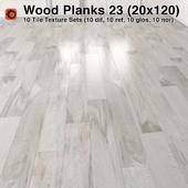 Plank Wood Floor - 23 (20x120)