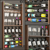 wine bottle unit 02