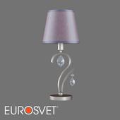 ОМ Настольная лампа с хрусталем Eurosvet 01059/1 Aurelia