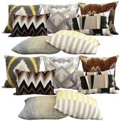 Decorative pillows, 21